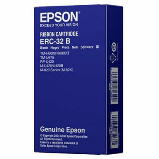 Picture of EPSON RIBBON ERC32