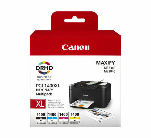Picture of CANON 1400XL MULTIPACK
