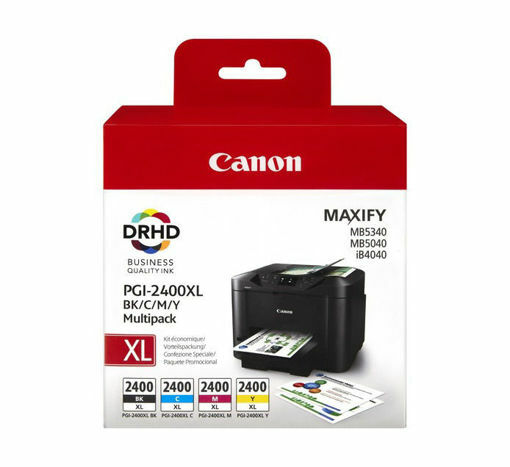 Picture of CANON 2400XL MULTIPACK