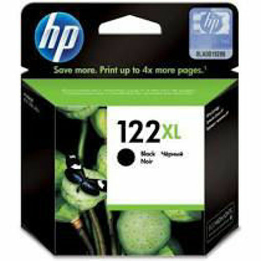 Picture of HP 122XL BLACK