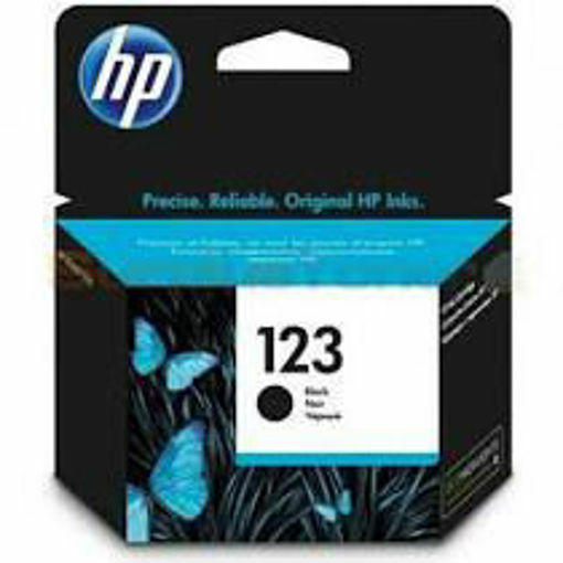 Picture of HP 123 BLACK