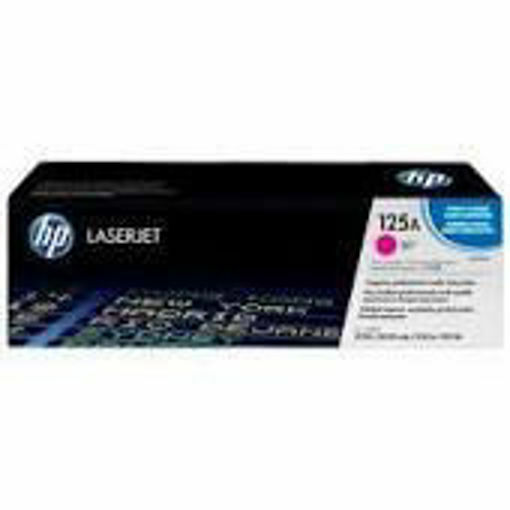 Picture of HP 125A MAGENTA (CB541A)