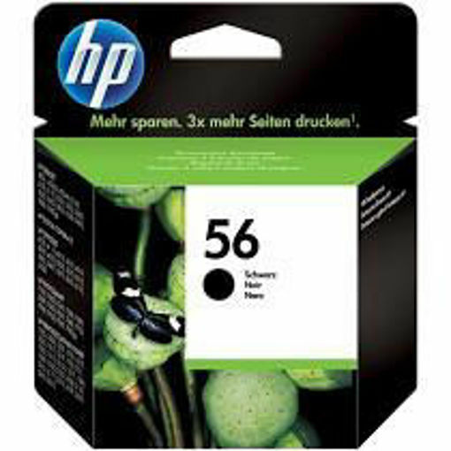 Picture of HP 56 BLACK