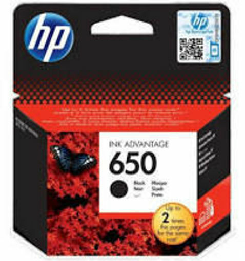 Picture of HP 650 BLACK