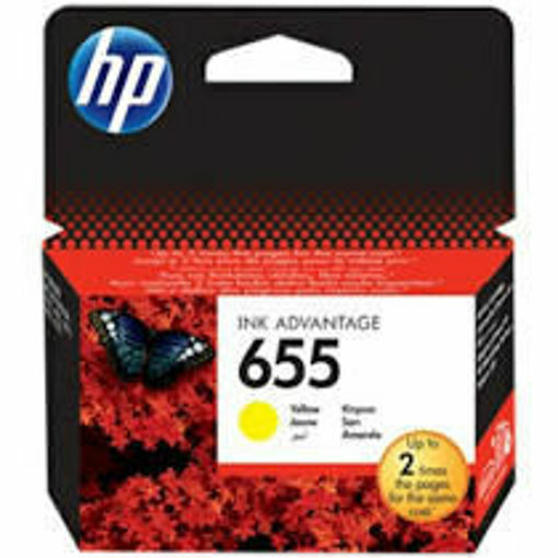 Picture of HP 655 YELLOW