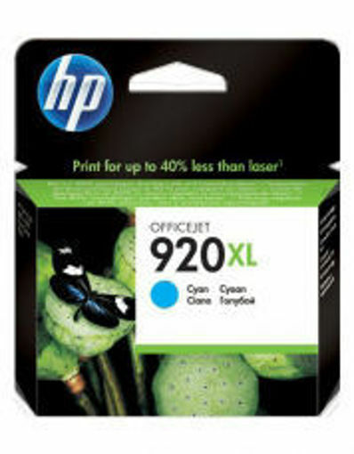 Picture of HP 920XL CYAN