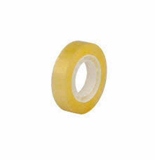 Picture of CLEAR TAPE 12mm SMALL CORE