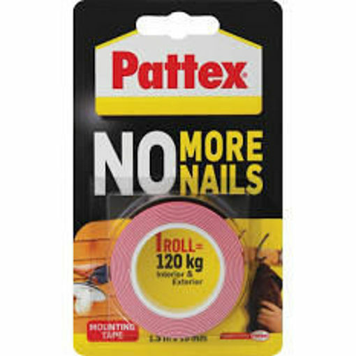 Picture of PATTEX NO MORE NAILS 120kg
