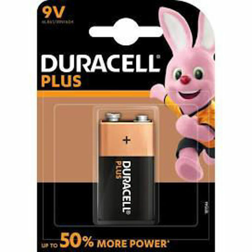 Picture of DURACELL 9V