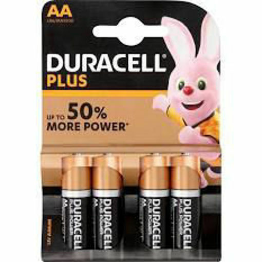 Picture of DURACELL AA 4's