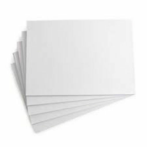 Picture of CARDBOARD A4 WHITE 200g 100's